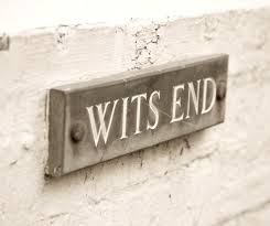 wits-end
